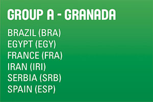 FIBA World Cup Group A - Granada