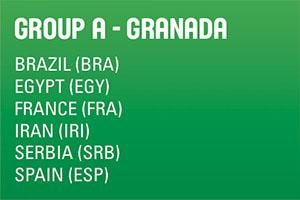 FIBA World Cup Group A - Granada