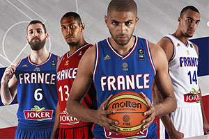 Top Players on French Basketball Team