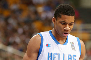 Giannis Antetokounmpo - Greece