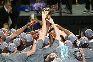 Golden State Warriors NBA Champions 2015