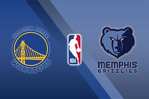 Golden State Warriors vs. Memphis Grizzlies