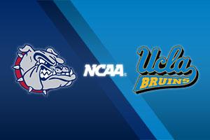 Gonzaga Bulldogs vs. UCLA Bruins