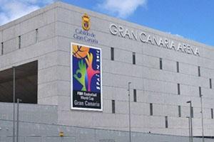 Gran Canaria Arena - Las Palmas