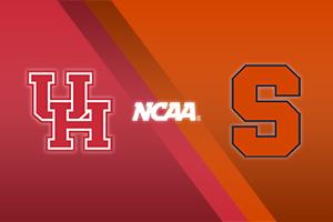Houston Cougars vs. Syracuse Orange