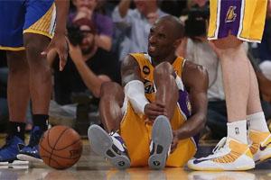 Kobe Bryant Achilles Injury