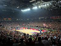 Kombank Arena - Belgrade, Serbia