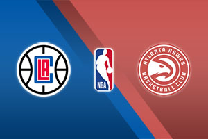 L.A. Clippers vs. Atlanta Hawks