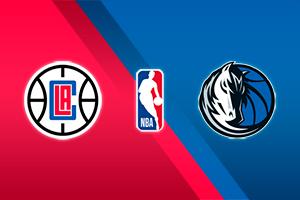L.A. Clippers vs Dallas Mavericks