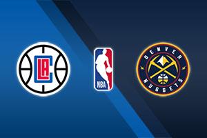 L.A. Clippers vs. Denver Nuggets