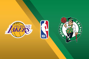 Los Angeles Lakers vs. Boston Celtics