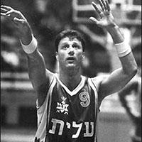 Maccabi Tel Aviv - Miki Berkovich