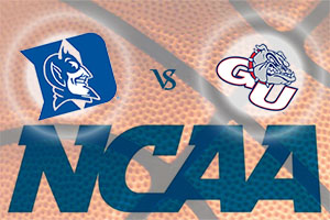 March Madness 2015 - Duke Blue Devils v Gonzaga Bulldogs
