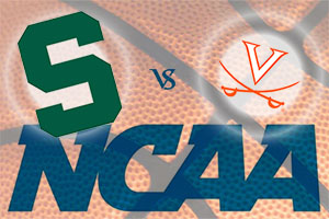 March Madness 2015 - Michigan State Spartans v Virginia Cavaliers