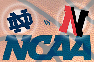 March Madness 2015 - Notre Dame Fighting Irish v Northeastern Huskies