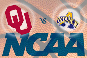 March Madness 2015 - Oklahoma Sooners v Albany Great Danes