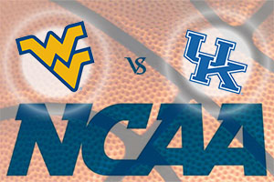 March Madness 2015 - West Virginia Mountaineers v Kentucky  Wildcats