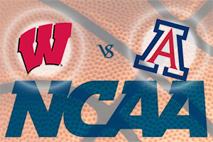 March Madness 2015 - University of Wisconsin Badgers v Arizona Wildcats