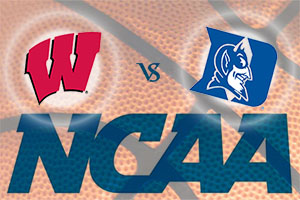 March Madness 2015 - Wisconsin Badgers v Duke Blue Devils