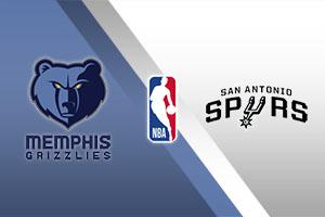 Memphis Grizzlies vs. San Antonio Spurs