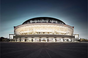 Mercedes-Benz Arena - Berlin