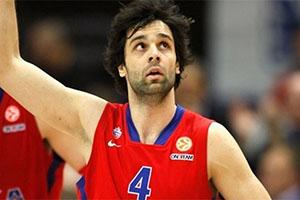 Milos Teodosic - CSKA Moscow