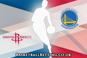 NBA Conference Finals Betting Tips - Rockets @ Warriors