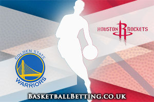 NBA Conference Finals Betting Tips - Warriors @ Rockets