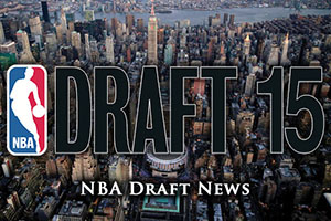NBA Draft 2015 News
