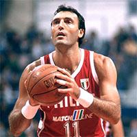 Olimpia Milano - Dino Meneghin