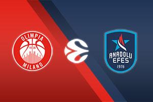 AX Armani Milan vs. Anadolu Efes