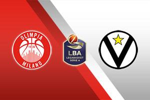 Armani Milan vs. Virtus Bologna