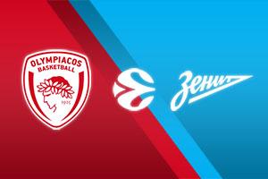 Olympiakos Piraeus vs. Zenith St. Petersburg