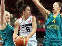 Olympic Womens Basketball - Canada vs Australia