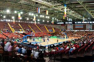 Palacio Municipal de Deportes - Sevilla