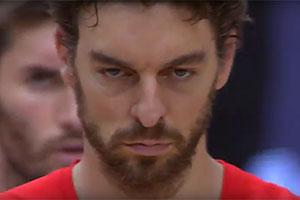 Pau Gasol EuroBasket 2015