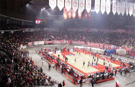 Olympiacos Piraeus B C Basketball Betting