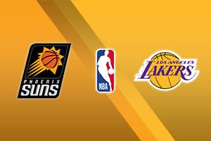 Phoenix Suns vs. Los Angeles Lakers