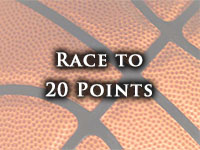 Race to 20 Points Bet