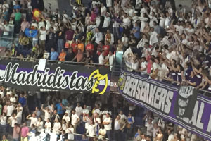 Real Madrid Basketball Fans