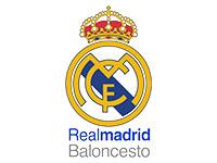 Real Madrid Baloncesto Logo