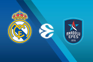 Real Madrid vs. Efes