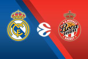 Real Madrid vs AS Monaco