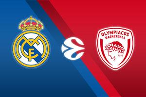 Real Madrid vs. Olimpiacos Piraeus