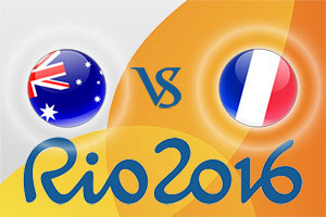 Rio 2016 Betting Tips - Australia v France