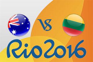 Rio 2016 Betting Tips - Australia v Lithuania