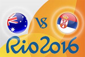 Rio 2016 Betting Tips - Australia v Serbia