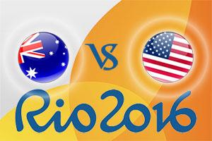 Rio 2016 Betting Tips - Australia v USA