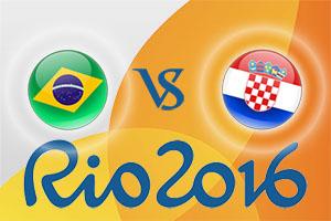 Rio 2016 Betting Tips - Brazil v Croatia
