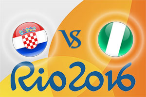 Rio 2016 Betting Tips - Croatia v Nigeria
